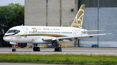RA-89007 - Sukhoi Superjet 100-95B - Untitled