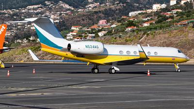 N524AG - Gulfstream G-V - Private