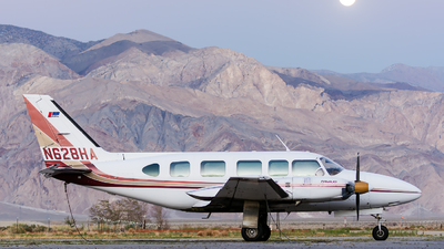 A picture of N628HA - Piper PA31350 - [317952085] - © Jet92