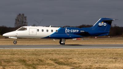 A picture of DCGFP - Learjet 35 - [35674] - © Gerrit Griem