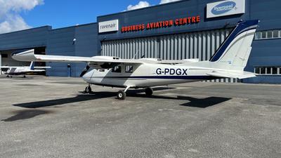 G-PDGX - Vulcanair P.68TC - Ravenair