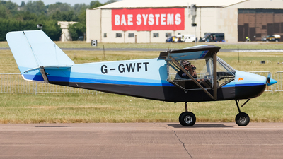 G-GWFT - Rans S-6ES Coyote II - Private