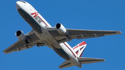 N750AX - Boeing 767-232(SF) - ABX Air