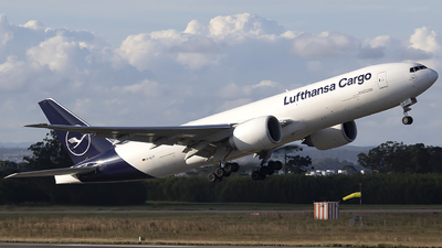 D-ALFF - Boeing 777-FBT - Lufthansa Cargo