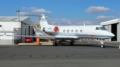 N243MW - Gulfstream G-III - Private