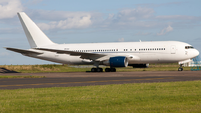 A picture of ZSDJI - Boeing 767216(ER) - [23624] - © Phil Woods