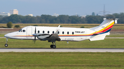 F-GOPE - Beech 1900D - Twin Jet
