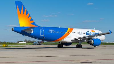 N287NV - Airbus A320-214 - Allegiant Air