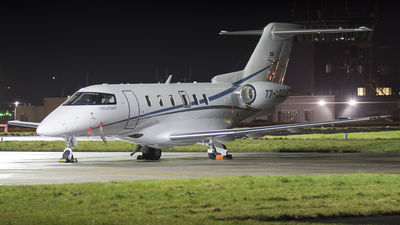 T7-LCE - Pilatus PC-24 - Private