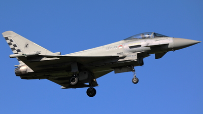 MM7301 - Eurofighter Typhoon EF2000 - Italy - Air Force