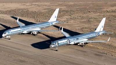 N680AN - Boeing 757-223 - American Airlines