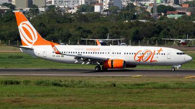 PR-GXG - Boeing 737-8EH - GOL Linhas Aéreas