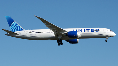 A picture of N29977 - Boeing 7879 Dreamliner - United Airlines - © Stefan Bayer