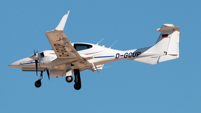 D-GCUP - Diamond DA-42 NG Twin Star - Private