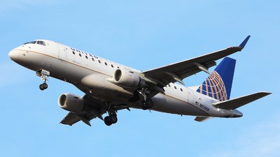 N859RW - Embraer 170-100SE - United Express (Republic Airlines)