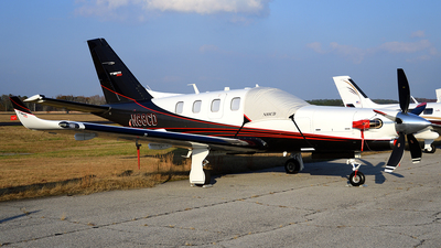 A picture of N88CD - Socata TBM900 - [1027] - © Agustin Anaya
