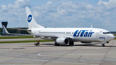 VQ-BQP - Boeing 737-8GU - UTair Aviation