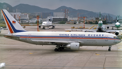 B-1836 - Boeing 767-209(ER) - China Airlines
