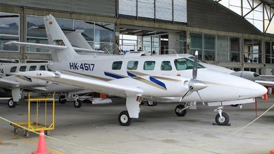 HK-4517 - Cessna T303 Crusader - ACA AeroCharter Andina