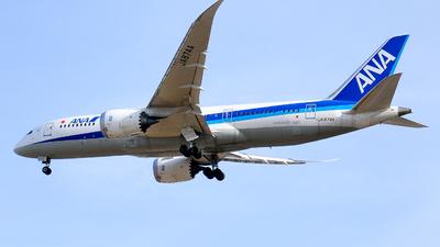 JA874A - Boeing 787-8 Dreamliner - All Nippon Airways (ANA)