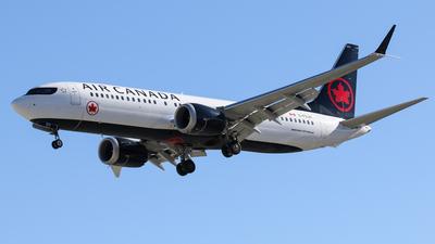 C-FSJH - Boeing 737-8 MAX - Air Canada
