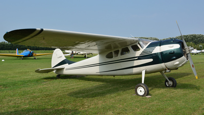 N1064D - Cessna LC-126A - Private
