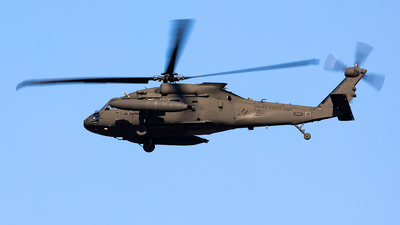 18-20995 - Sikorsky UH-60M Blackhawk - United States - US Army
