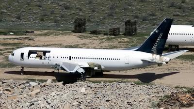 C-GAUN - Boeing 767-233 - Untitled