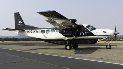 N101XW - Cessna 208B Grand Caravan - XWing