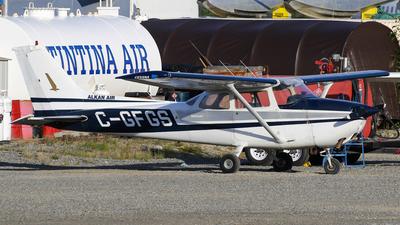 C-GFGS - Cessna 172M Skyhawk II - Alkan Air