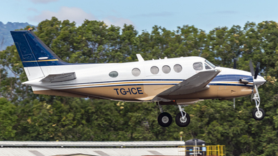 TG-ICE - Beechcraft C90GT King Air - Private