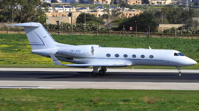HZ-A22 - Gulfstream G450 - Alpha Star Aviation Services