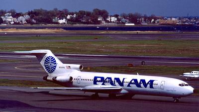 N551PE - Boeing 727-227(Adv) - Pan Am