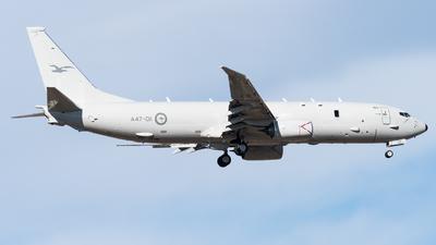 A47-011 - Boeing P-8A Poseidon - Australia - Royal Australian Air Force (RAAF)