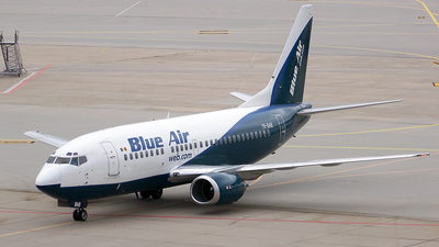 YR-BAB - Boeing 737-53A - Blue Air
