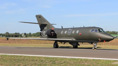053 - Dassault Falcon 20ECM - Norway - Air Force