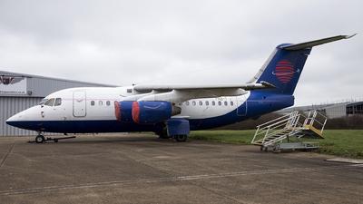 A picture of FAB108 - Avro RJ70 - [E1230] - © Dave Potter