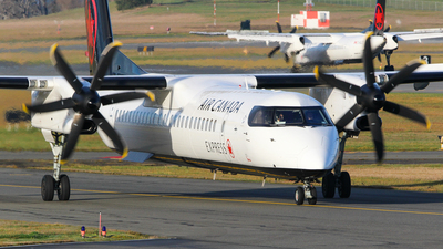 C-GGCI - Bombardier Dash 8-Q402 - Air Canada Express (Jazz Aviation)
