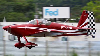 PT-ZVU - Vans RV-7 - Private