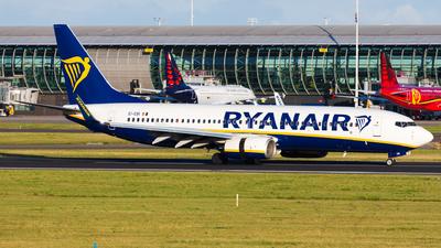 A picture of EIEBI - Boeing 7378AS - Ryanair - © Kris Van Craenenbroeck