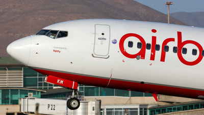 D-ABKM - Boeing 737-86J - Air Berlin