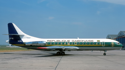 TR-LWD - Sud Aviation SE 210 Caravelle VIR - Gabon - Government