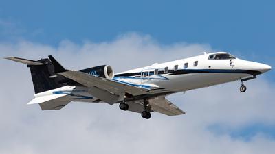A picture of CFJOL - Learjet 60 - [60387] - © Hongyu Wang