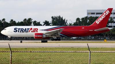 N351CM - Boeing 767-323(ER)(BDSF) - Stratair