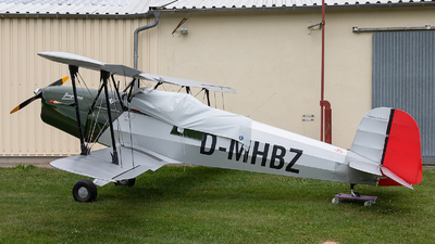 D-MHBZ - B & F Technik FK-131 Jungmann - Private