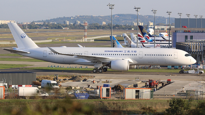 F-WZFI - Airbus A350-941 - Sichuan Airlines