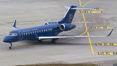 VT-CDP - Bombardier BD-700-1A10 Global 6000 - Poonawalla Aviation