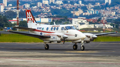 HK-5052 - Beechcraft C90 King Air - Ambulancias Aereas de Colombia