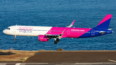 A picture of GWUKN - Airbus A321271NX - Wizz Air - © Nelson Sousa