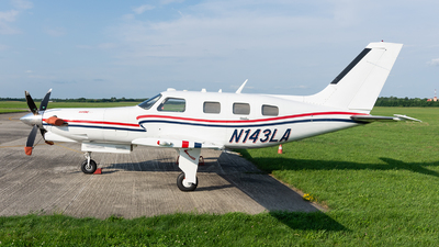 N143LA - Piper PA-46-350P Malibu Mirage - Private